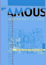 Famous Mathematicians: Primary Maths Activities-ExLibrary