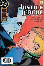 Justice League International Comic Book #18 Dc Comics 1988 Vfn/Near Mint Unread