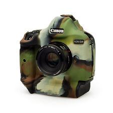 easyCover Canon 1DX Mark II / 1DX  Camera Protective Case Camo Silicone