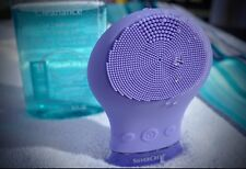 New Silicone Facial  Cleansing Electric Wash Brush,for Normal And Sensitive Skin