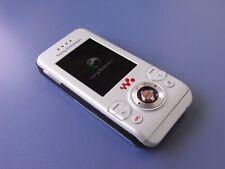 Sony Ericsson  Walkman W580i - Style White (Ohne Simlock) slider  SchiebeHandy