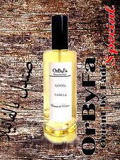 50ml Sandal Vanilla, (orbyfa Special), legno di sandalo vaniglia, SANDALWOOD PROFUMO