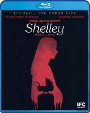 New: SHELLEY (2-Disc) DVD + Blu-ray Combo Pack