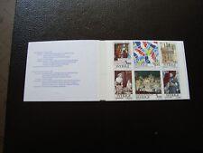 SUEDE - timbre yvert et tellier carnet n° C1794 nsg (Z3) stamp sweden