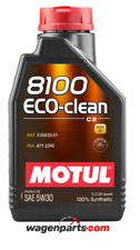 Aceite Motor Motul 8100 Eco-Clean Acea C2 FAP Fuel Eco Peugeot B71 2290, 1 Ltr