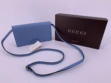 Neu Luxury Original GUCCI Tasche Bag Clutch Micro GG Guccisima