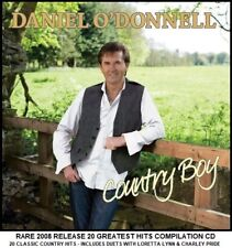 Daniel O'Donnell Best 20 Greatest Hits Collection Rare Country & Irish Music CD