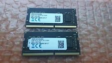 NEW 16 GB kit 2 x 8GB DDR4 PC4-19200 2666 MHz Laptop Memory Ram Modules