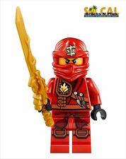 LEGO Ninjago Kai Minifigure New