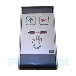 HS2 TOUCH BUTTON MARKED LOCK ACTIVATION For Topp V1 and V1E actuators