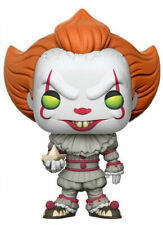 Funko Pop! Movies: IT Pennywise with Boat Action Figure