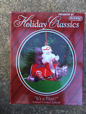"ECKERD Coca-Cola COKE Holiday Classics Ornament ""It's a Blast"" - polar bear seal"