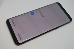 Samsung Galaxy S8+ SM-G955U 64GB - Midnight Black (Unlocked) #L584