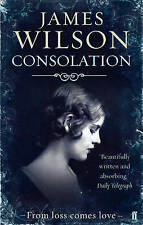 Consolation: A Novel of Mystery by James Wilson, Book, New (Paperback)