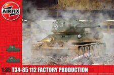Airfix 1/35 Soviet T35/85 112 Factory Production # A1361