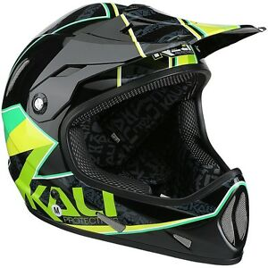 Kali Avatar Casco Ciclismo Downhill DH MTB Composite Fusion Helmet XL 61-62 cm