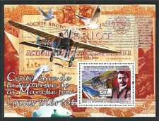 GUINEA GUINE 2009 BLOCK AVIATION LOUIS BLERIOT MNH