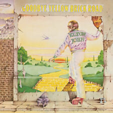Elton John GOODBYE YELLOW BRICK ROAD 180g Tri-fold Gatefold +MP3s NEW VINYL 2 LP