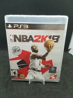 NBA 2K18 Early Tip-Off Weekend (Sony PlayStation 3, 2017) - Brand New/Sealed