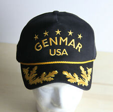 New GENMAR USA Motor Boat Yacht Co Hat Cap Infinity Adjustable One Size