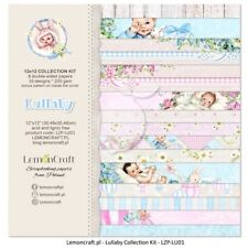 Lullaby 12 x 12 Lemoncraft Paper Collection