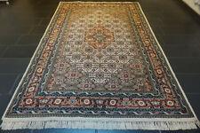 Schöner Handgeknüpfter Perser Orientteppich Herati BIDJAR Carpet Tapis 200x300cm