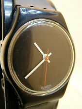 LADIES SWATCH WATCH SWISS MADE, AG 1986 ON DIAL NUMBERS ON BACK S 613