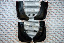 GENUINE Vauxhall ASTRA K 5dr - FRONT & REAR MUDFLAPS - NEW - 13432431 / 13432437