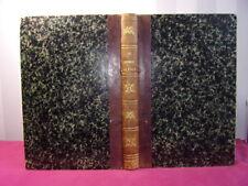 LES ENVIRONS DE PARIS, histoire, monuments, paysages 200 dessins. 1855