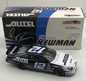 2002 1/24 Action NASCAR FORD TAURUS Ryan Newman # 12 Alltel Rookie Limited Edtn
