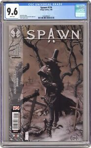 Spawn #174 CGC 9.6 2008 Brazilian Pixel Media 1620494027