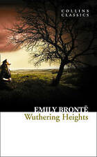 Collins Classics - Wuthering Heights Emily Brontë Very Good Book