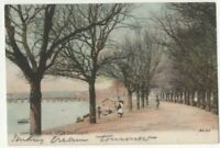 Barnstaple South Walk Devon JWS 911 J Welch 1904 Postcard 252c