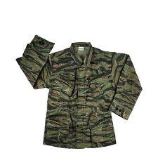 Rothco 4621 Tiger Stripe Camo Vintage Vietnam Fatigue Rip-Stop Shirt