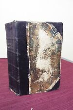 1867 Hebrew Bible - Second Edition