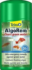 Tetra Pond AlgoRem Green Water Treatment Environmentally Conscious Treatment 1L