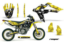 Husqvarna SM/TC/TE Graphic Kit AMR Racing # Plates Decal Sticker Part 05-08 RPY