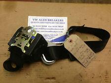 VW BEETLE HATCH BLACK RIGHT REAR SEAT BELT 1C0857806A 1C0857806C 1C0857806D