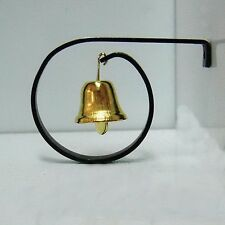 DOLLS HOUSE 1/12th SCALE SHOP BELL