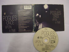 THE POGUES Once Upon A Time – 1993 UK CD Digipack – Folk Rock - BARGAIN!
