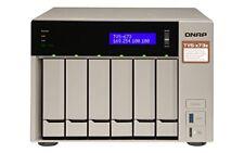 Qnap Tvs-673e NAS Torre collegamento Ethernet LAN Grigio (qnap Tvs-673e-4g 6-bay