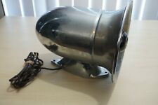Federal Signal Corp Vintage Siren Speaker CP100 A1 Series Fire Engine Police