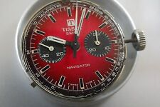 Tissot Lemania 872, movement komplett. LWC 872 voll funktion Chronograph werk