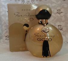 Avon NEW Far Away Gold Eau de Parfum Spray Limited Edition FREE SHIPPING