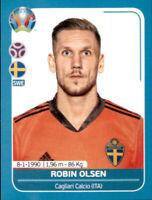 EM 2020 Preview - Sticker SWE7 - Robin Olsen - Schweden