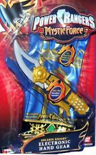 Power Rangers Mystic Force Solaris Knight Gloves W Electronic Morpher 2006 NEW