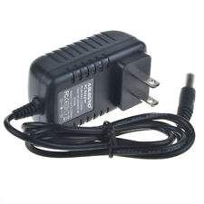 AC Adapter For Memorex iWake Mi4014-BLK iPod Clock Radio DC Charger Power Supply