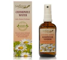 Organic Chamomile Floral Water (German Blue) Hydrosol 100 ml / 3.4 oz