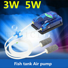 Aquarium adjustable Air Pump Fish Tank Oxygen Pump Ultra-Silent Air Compressor