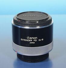 Canon Extender FD 2x B duplicatori focale tele Converter per Canon FD - (40350)